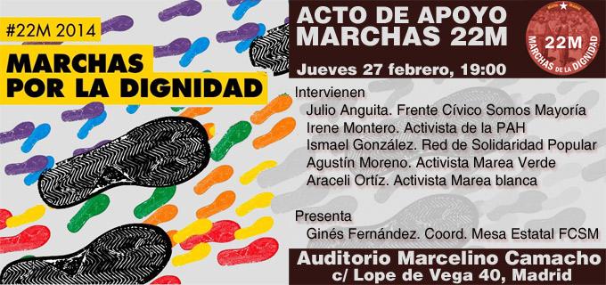 M22M presentacion Madrid